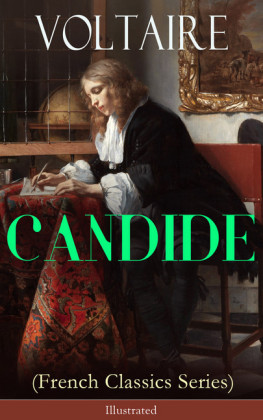 CANDIDE (French Classics Series) - Illustrated