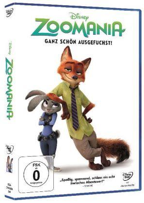 Cover des Mediums: Zoomania