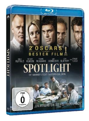Spotlight, 1 Blu-ray
