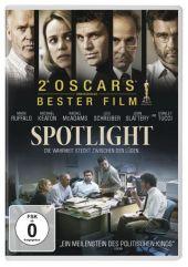 Spotlight, DVD Cover