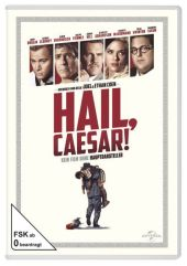 Hail, Caesar!, 1 DVD Cover