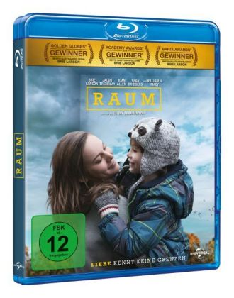 Raum - Liebe kennt keine Grenzen, 1 Blu-ray