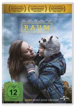Raum - Liebe kennt keine Grenzen, 1 DVD