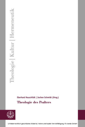Theologie des Psalters