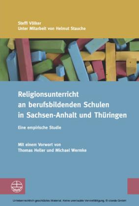 Religionsunterricht an berufsbildenden Schulen in Sachsen-Anhalt und Thüringen