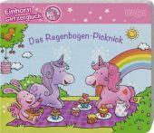 Einhorn Glitzerglück - Das Regenbogen-Picknick