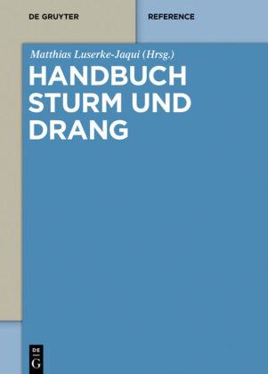 Handbuch Sturm und Drang
