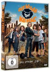 Die Wilden Kerle - Die Legende lebt, DVD Cover