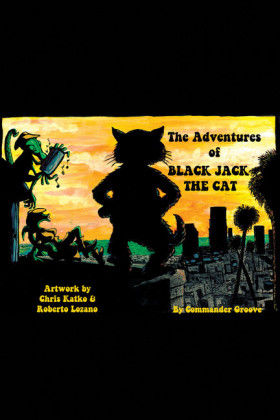 The Adventures of Black Jack the Cat