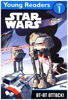 Star Wars: AT AT Attack!