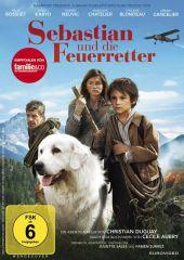 Sebastian und die Feuerretter, 1 DVD Cover