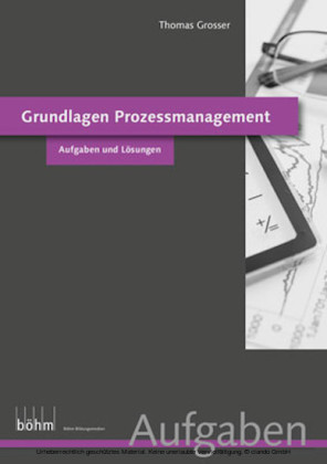 Grundlagen Prozessmanagement