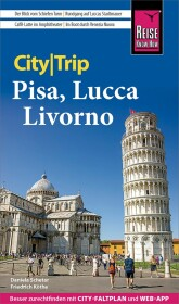 Reise Know-How CityTrip Pisa, Lucca, Livorno