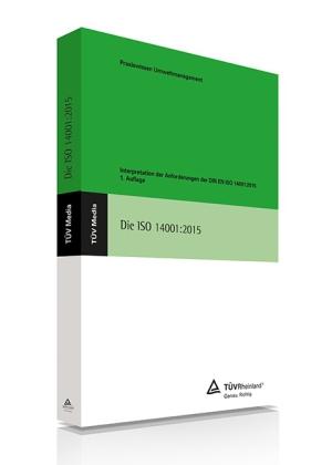Auditchecklisten DIN EN ISO 14001:2015 (E-Book, PDF)