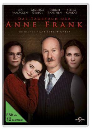 Das Tagebuch der Anne Frank, 1 DVD