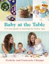 Baby at the Table Cover