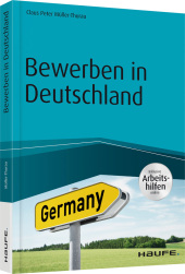 Bewerben in Deutschland - inklusive Arbeitshilfen online Cover
