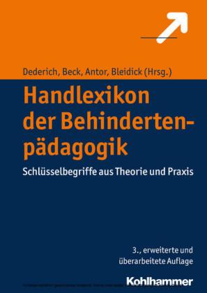 Handlexikon der Behindertenpädagogik