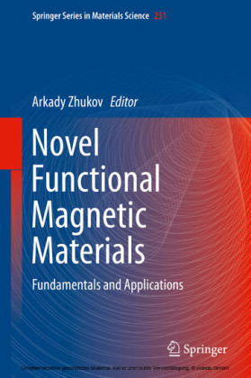 Novel Functional Magnetic Materials
