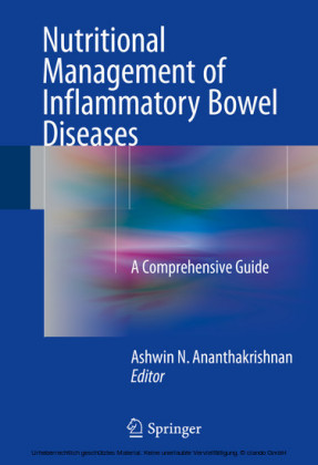 Nutritional Management of Inflammatory Bowel Diseases