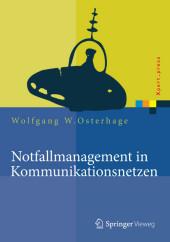 Notfallmanagement in Kommunikationsnetzen