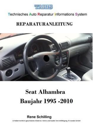 Taris Reparaturanleitung Alhambra