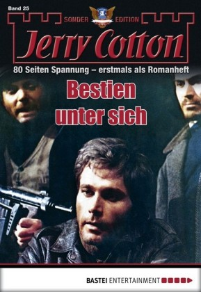 Jerry Cotton Sonder-Edition - Folge 25