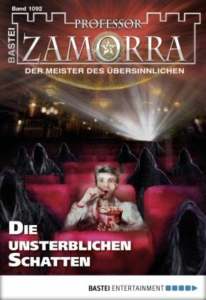 Professor Zamorra - Folge 1092