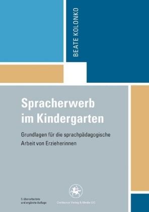 Spracherwerb im Kindergarten