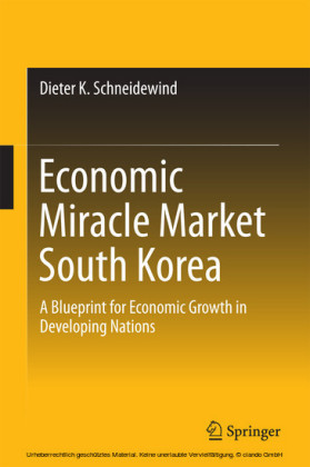 Economic Miracle Market South Korea