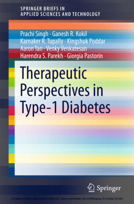 Therapeutic Perspectives in Type-1 Diabetes