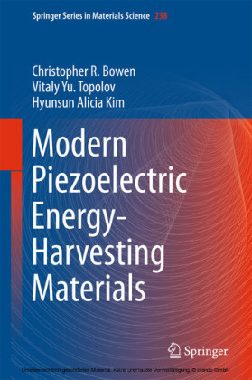 Modern Piezoelectric Energy-Harvesting Materials