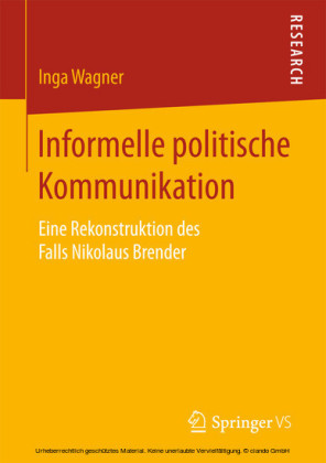 Informelle politische Kommunikation