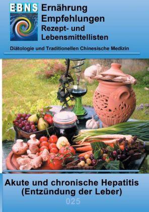 Ernährung bei Hepatitis