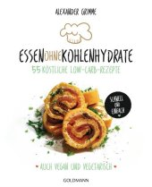 Essen ohne Kohlenhydrate Cover