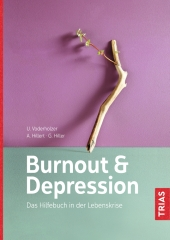 Burnout und Depression Cover