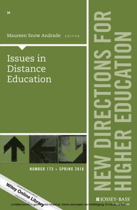 Issues in Distance Education