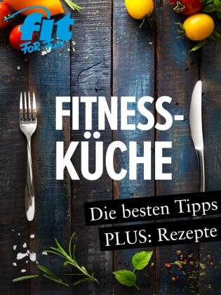Fitnessküche: Schnelle Fitnessrezepte, Low Carb Rezepte & Superfoods
