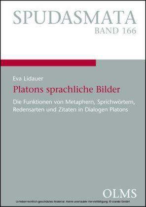 Platons sprachliche Bilder