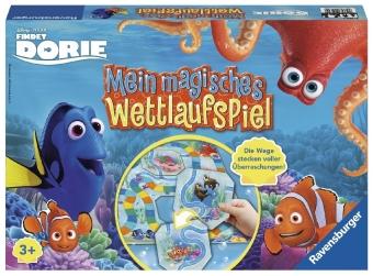 Findet Dorie, Mein magisches Wettlaufspiel (Kinderspiel)