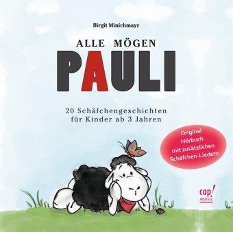 Alle mögen Pauli - Hörbuch, Audio-CD