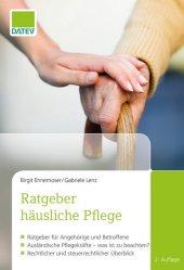 Ratgeber häusliche Pflege Cover