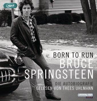Born to Run, 3 MP3-CDs