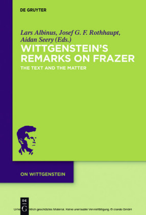 Wittgenstein's Remarks on Frazer