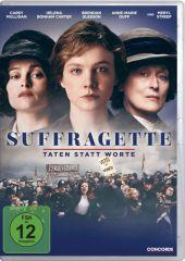 Suffragette - Taten statt Worte, 1 DVD Cover