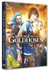 Der Junge mit den Goldhosen, 1 DVD Cover