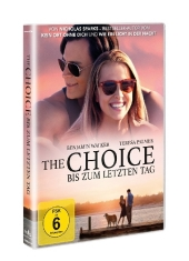 The Choice - Bis zum letzten Tag, 1 DVD Cover