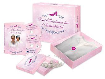 Drei Haselnüsse für Aschenbrödel - Prinzessinnen-Box, DVD