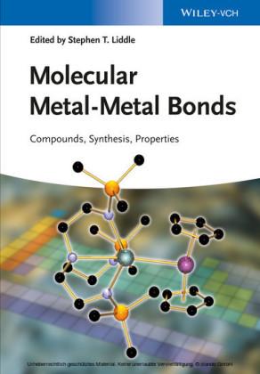 Molecular Metal-Metal Bonds