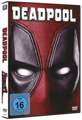 Deadpool, 1 DVD